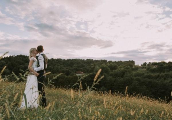 Poroka, poročna fotografija, mladoporočenca, Zaobljuba.si