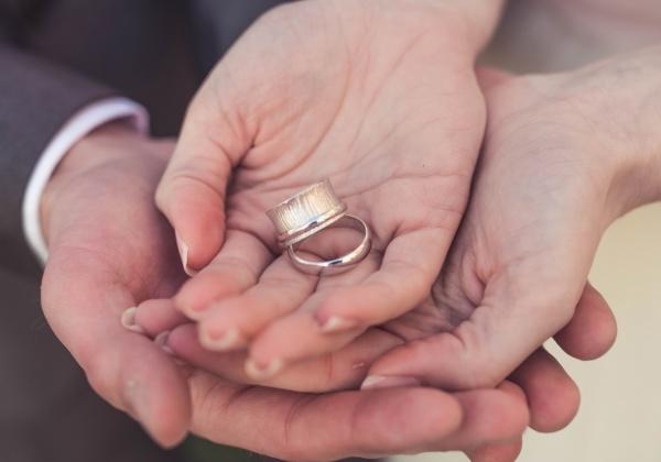 Poročni prstani_Poroka na ključ