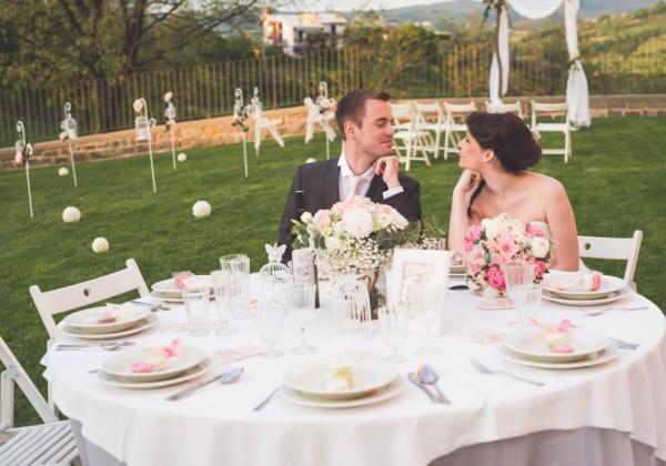 Poročna pogostitev_Poroka na ključ