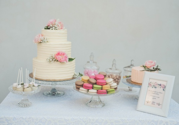Poročna torta_Poroka na ključ