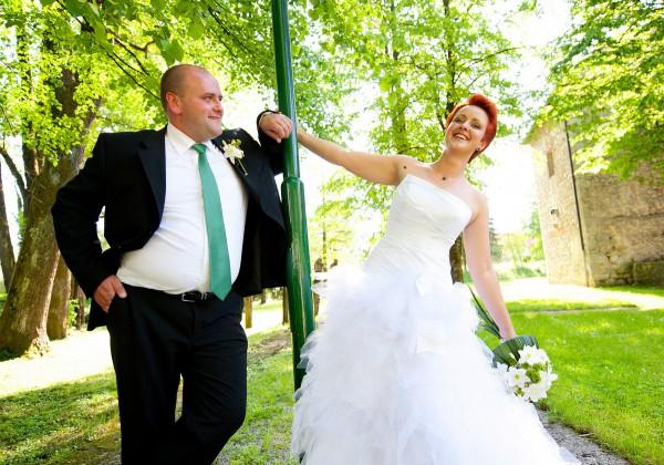 Poroka Jernej in Maja