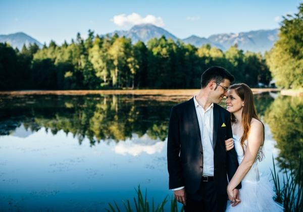 Poroka, Nina in Ricardo, Zaobljuba.si