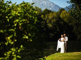 matic kuder, posestvo brdo, brdo pri kranju, poroka, ljubezen, ženin, nevesta, zaobljuba, poroka v naravi
