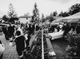 gostilna bajc, poročna pogostitev
