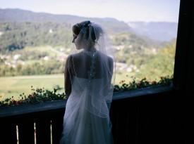 Poročna obleke