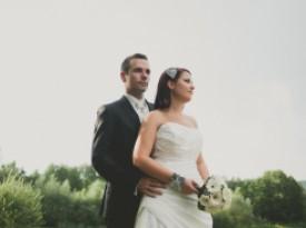 Nevesta in ženin