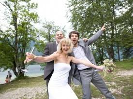 poroka Katja in Andraž