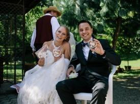 Pravkar poročena