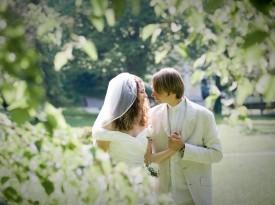 Poroka Neža in Miha