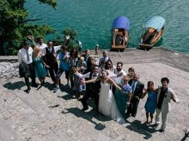 Poročni svatje