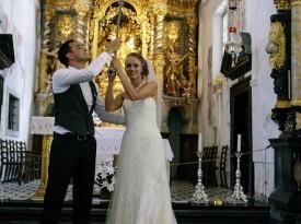 Cerkvica na Bledu - poroka