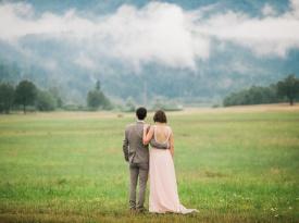 poroka, kredenca, zaobljuba, ljubezen, kredenca