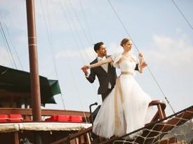Hoteli Bernardin, poroka, morska poroka, Zaobljuba.si
