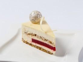 Cafe Central - poročna torta