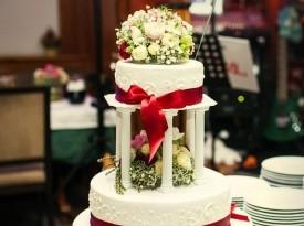 poročna torta
