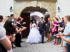 poroka, poročni par, zaobljuba