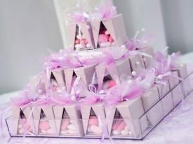 Promak - poročni konfeti
