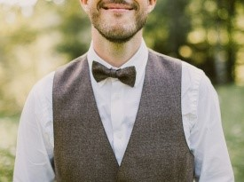 Ženin, moška poročna obleka