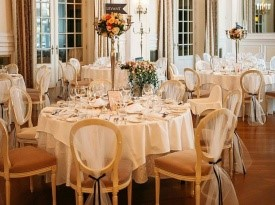 Poročni prostor, poročna dvorana, poročna dekoracija