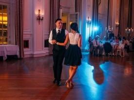 Prvi ples, mladoporočenca