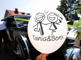 Tanja in Boris