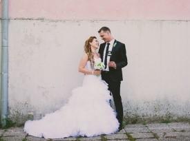 Ženin, nevesta, poroka