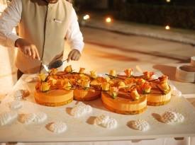 Poročna torta - Cafe central