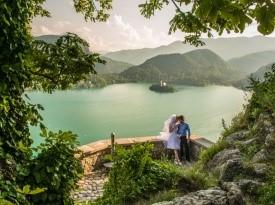 porocni fotograf, jean kanoyev, poroka, bled, zaobljuba