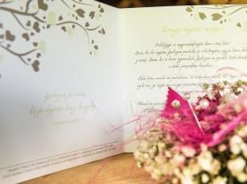 Sanjska poroka Monike in Boruta, poroka, ona-on.com, poročna vabila