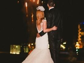 Poročni ognjemet
