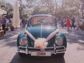 Poročni avto, poroka, Zaobljuba.si