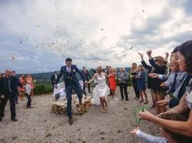 poroka, zaobljuba, poročni par, santomas