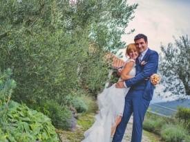 poroka, poročna obleka, ženin, nevesta santomas