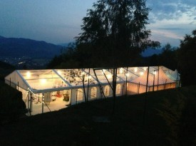 Poročni šotor - Petre