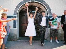 poroka Urška in Jan