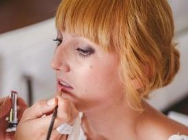 poroka, zaobljuba, poročno ličenje, makeup