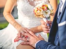 poročni prstani, poroka, zaobljuba