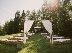 Poročni obred - vintage