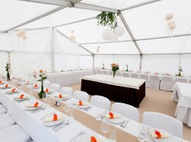 Petre - Poročni šotor