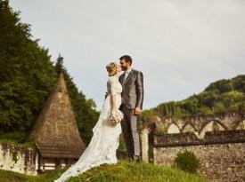 Poroka Aide in Dragana Gaiča