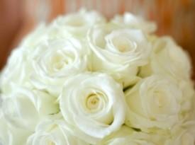 poročni šopek, poroka, zaobljuba