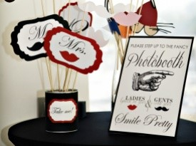 poroka, zaobljuba, photo booth