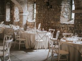 Poročno slavje - Grad Štanjel