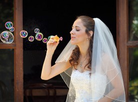 Nevesta Poročna fotografija