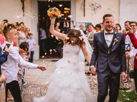 Poroka, Anja in Marko, Zaobljuba.si