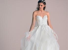 Poročna obleka - Poročni salon ModArt