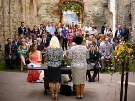 Poročni obred, Žička kartuzija