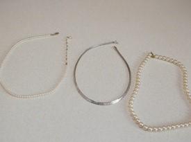 Zbirka poročnega nakita.