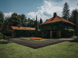 poročni prostor, poročna lokacija, vila široko, zaobljuba.si