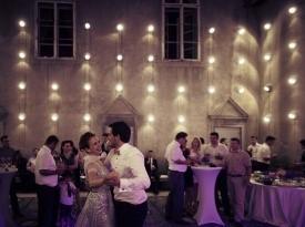 poročni ples, poroka, zaobljuba, poročni par